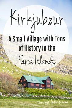 Kirkjubøur: A Small