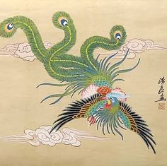 Another Chinese phoenix... I think it would be a great tattoo