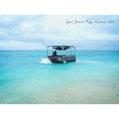 Great Barrier Reef世界自然遺産 こんな透き通った海は初めてみた #Australia #Cairns #2010 #GreatBarrierReef #自然遺産 by worldtrip375 http://ift.tt/1UokkV2