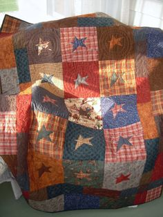 Carter's Cowboy Baby Quilt Buggy Barn pattern