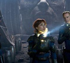 """""""Prometheus - Dunkle Zeichen"""" - Kino-Tipp - Im Jahr 2093 landet ein Forscherteam auf einem fremden Planeten in der Hoffnung, dort die """"Ingenieure"""" der Menschen zu finden. Doch keiner von ihnen ahnt, was sie dort erwartet."""