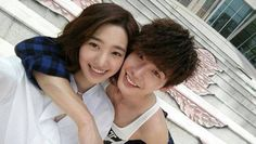 The stars of SBS's hit drama series Doctor Stranger have shared with fans a very candid photo of the Lee Jong Suk and Jin Se Yeon. The on screen couple look good off screen in the selfie that they posted. Hong Jong Hyun, Lee Jong Suk, Top Supermodels, Park Jin Woo, Doctor Stranger, Korean Entertainment, Beauty Magazine, Running Man, Korean Actors