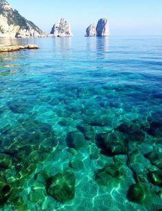 Capri - Faraglioni da marina piccola Beautiful places to travel! Beautiful Places To Travel, Best Places To Travel, Places To See, Outdoor Photography, Travel Photography, Places Around The World, Around The Worlds, Costa, Holiday Places