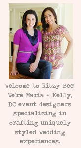 Ritzy Bee Blog-Wedding/Event eye candy!!!!! @Nickie Del Fiugo @Amme Soulsburg