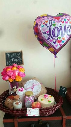 49 Ideas for breakfast birthday boyfriend valentines day Birthday Gifts For Boyfriend, Boyfriend Gifts, Cute Gifts, Diy Gifts, Man Birthday, Birthday Parties, Hunting Gifts, Ideas Para Fiestas, Diy And Crafts