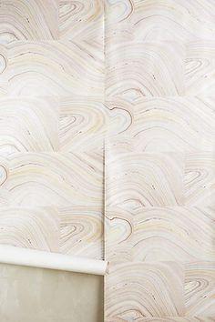 Cross Grain Wallpaper - anthropologie.com