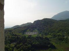 Polish Cemetery from Monte Cassino by shnuggy, via Flickr