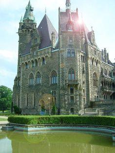 Moszna Castle in Poland. #AmazingCastles #Poland