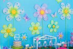 Olivia's Butterfly Garden | CatchMyParty.com