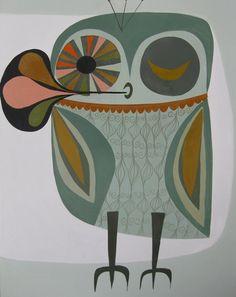 Owl. Matte Stephens