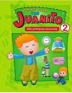 Descargar Aprende a Leer con Juantito   Planeaciones Gratis