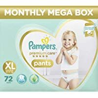 Pampers Premium Care Pants Diapers Monthly Box Pack X-Large 72 Count babies stuff for my baby product stores baby boy clothes baby girl clothes shusher best teethers diy stuff top pampas Pampers Premium Care, Mini Diaper Bag, Charcoal Face Wash, Huggies Diapers, Wrinkled Skin, Baby Lotion, Diaper Rash, Disposable Diapers, Wet Wipe