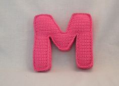 TO DIY (Capital Letter M Pattern)