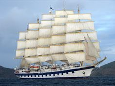 The Royal Clipper Yacht Design, Royal Clipper, Ship Map, Trains, Full Hd Pictures, Full Sail, Sail Away, World's Most Beautiful, Model Ships