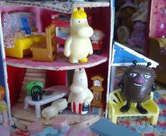 My tiny Moomin house