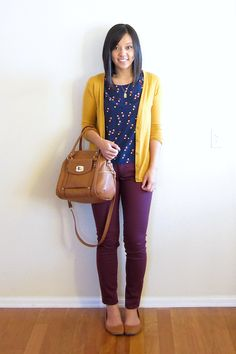 Mustard and Burgundy - Putting Me Together