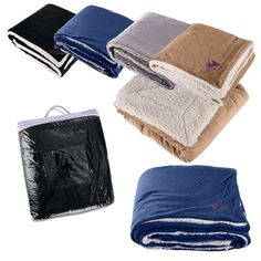 3 Day Rush! Micro Sherpa Blanket-Order now to take delivery before Christmas.  #marketingtips, #holidaygifts, #giftsgalore2016  http://tuttlemarketing.com