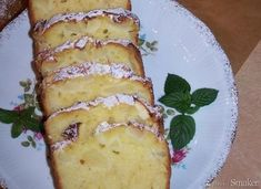 Ciasto z jabłkami na kefirze Apple Recipes, Cake Recipes, Healthy Recipes, Apple Cake, Food Cakes, Pound Cake, Kefir, French Toast, Recipies