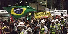 Conectas: Ação da PM contra manifestantes violou normas para uso da força