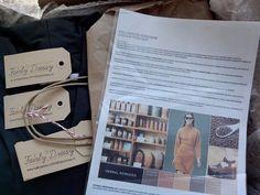 Spannend!!! Er komt een nieuw eco magazine uit 'Ecostyle'. Het eerste nummer zal eind van deze zomer verschijnen. Fairly Dressy mocht voor een fotoshoot jurken en sieraden leveren, hoe spannend is dat! Ik ben heel benieuwd naar het resultaat!