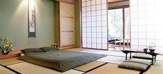 futon japanese room design
