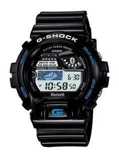 New Casio G-Shock GB-6900 Connects To Smartphones, Shows Incoming Calls, Emails, SMS $240