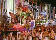 Mardi Gras:  New Orleans!  <3 NOLA