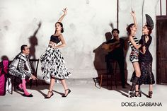 Dolce & Gabbana Women Summer 2015: Advertising Campaign