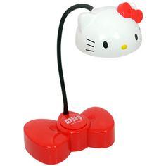 Hello Kitty Mini Lamp Code: K-KF724000  Price: $39.99