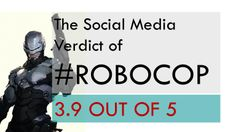 The social media verdict of #RoboCop