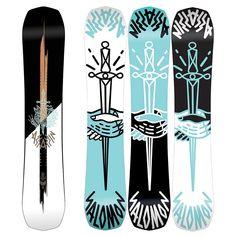 Salomon assassin 2019 snowboard