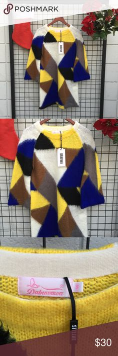 🎄Xmas Women's Sweater SAVE $50🎄 Brand new. Women's sweater. Super cute design and color. Super good quality and comfortable. Soft martial. I would definitely buy this if I see it. 🎄Christmas Sales🎄 BUY NOW SAVE $50!! ONLY ONE!!!❤️❤️❤️ Dabuwa Sweaters Crew & Scoop Necks