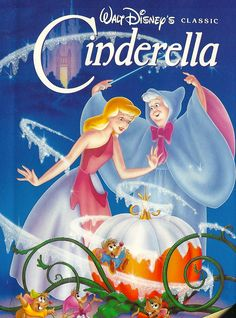 Cinderella - the best disney movie <3