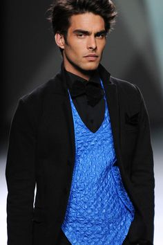 Jon Kortajarena, Spanish model, b. 1984