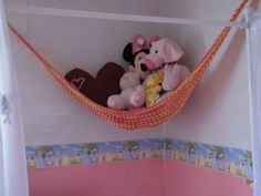 free knitting pattern for a toy hammock free crochet pattern  toy hammock   things i would love to create      rh   pinterest