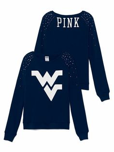Victoria's Secret West Virginia University Bling Crew