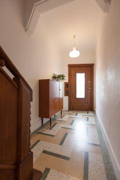 terrazo floor