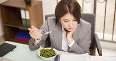 Do you step away from work for lunch or power through the break and eat at your desk?
