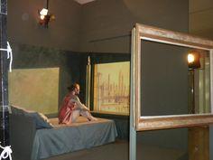 Exposición temporal,museo Thyssen.