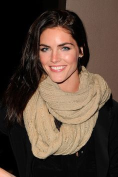 most gorgeous woman on the planet- Hilary Rhoda