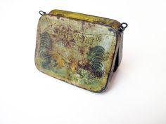Glory Pillbox tin box locket landscape pendant by fancifuldevices