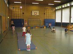 Turnen für Kinder / 3 bis 6 Jahre