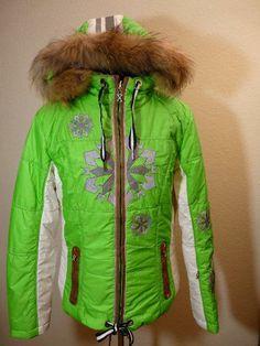 Elegante Damen Skijacke Polar von Mountain Spirit Pose, Elegant, Snowboarding Jackets, Sport Clothing, Women's, Classy, Chic