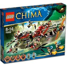 Legends Of Chima 70006