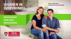 """Werbe-Clip """"WOHNEN"""": Aus der aktuellen Marketing-Kampagne der GeMEINde Everswinkel."""