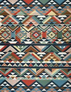 Textiles designed by Collier Campbell, sisters Susan Collier and Sarah Campbell.