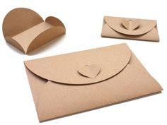Cheap 7.5 * 10.5 CM ( 50 unids/lote ) la forma del corazón perlado sobres de papel Kraft para tarjeta de invitación de boda artesanía / decoración de la boda, Compro Calidad Sobres de Papel directamente de los surtidores de China:                  Características                                       Tamaño pequeño (