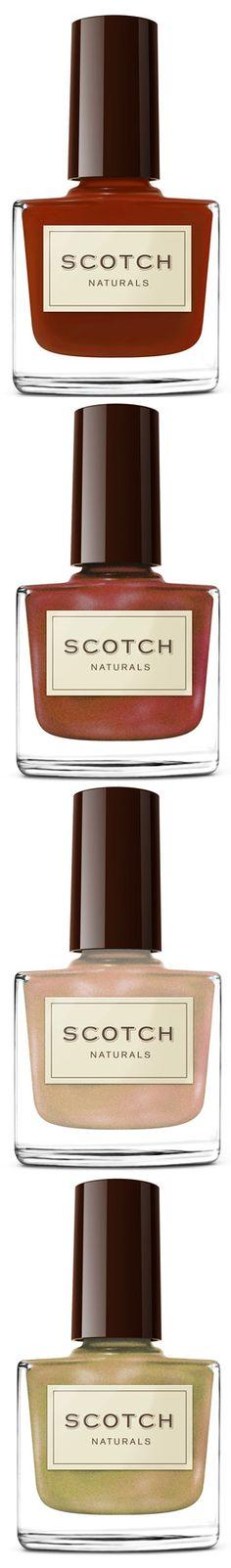 Scotch Nail Polishes! I love their polishes