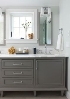 You'll need to find a vanity style that can accommodate the number of sinks you want.