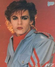 with a beautiful smoky eye. Oh My Love, Love Him, Nick Rhodes, Simon Le Bon, Roger Taylor, Dream Guy, Beautiful One, Music Is Life, The Man